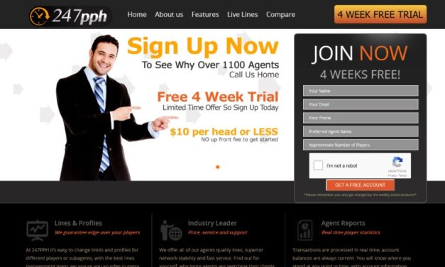 247PPH.com Sportsbook Pay Per Head Review