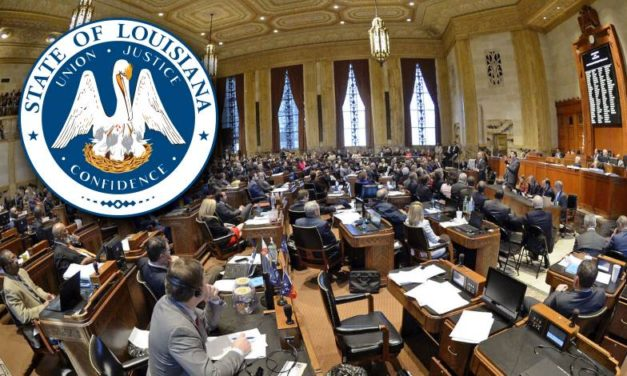 Louisiana Gambling Expansion Bill on Hold