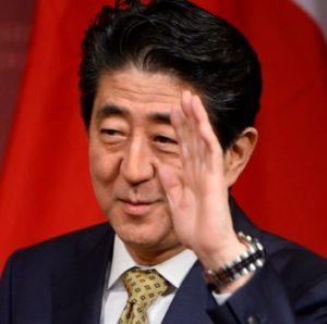 Japan casino gambling Shinzo Abe, the Prime Minister of Japan
