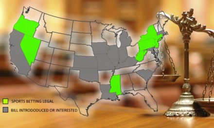 States where Sports Betting is Legal