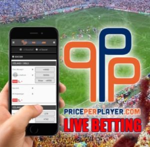 PricePerPlayer.com gets a Live Betting Platform Upgrade