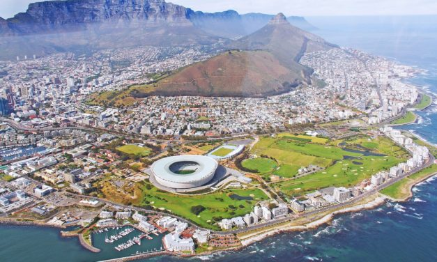 South Africa Gambling Act Passes