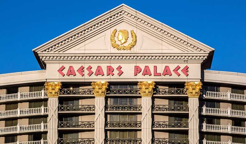 NFL Announces Casino Deal with Caesars