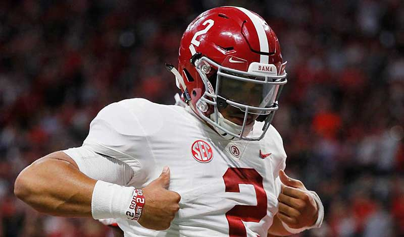 Alabama Quarterback Jalen Hurts to Enter Transfer Portal