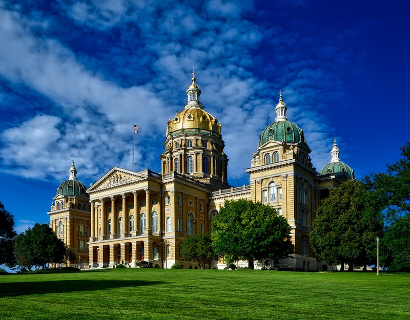Iowa Sports Betting Bill Getting Close to the Finish Line