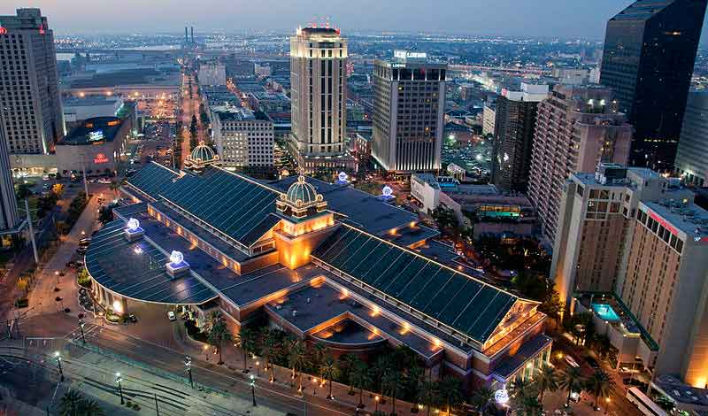 Pay Per Head Update: New Orleans Gambling Revenue Up in March