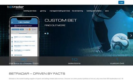 Betradar Sports Betting Software Review