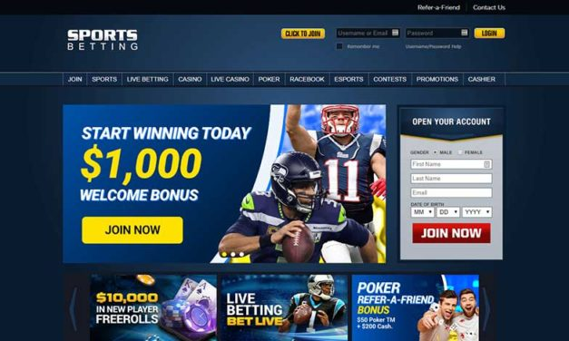 SportsBetting.ag Sportsbook Review