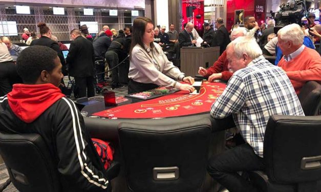 Indiana Gambling Revenue Drops in March