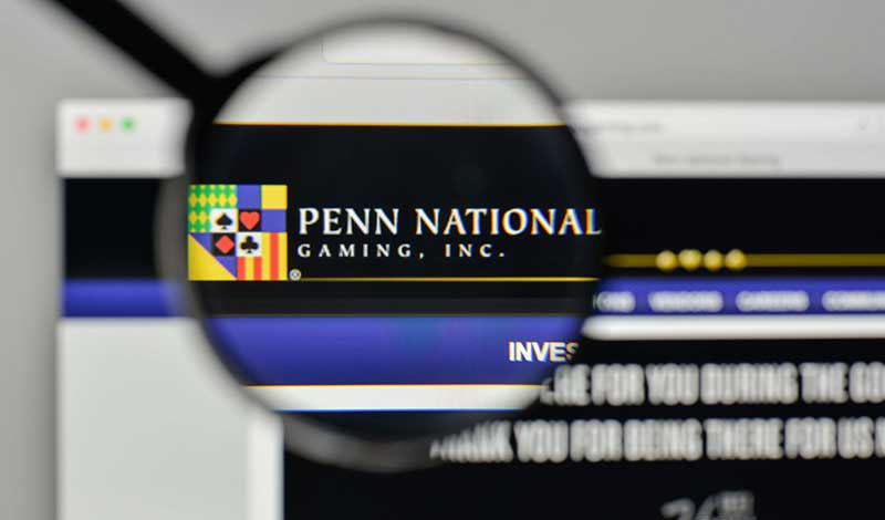 Penn National Stock Improves with Outperform Rating