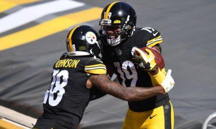 Steelers versus Ravens Game Postponed Again