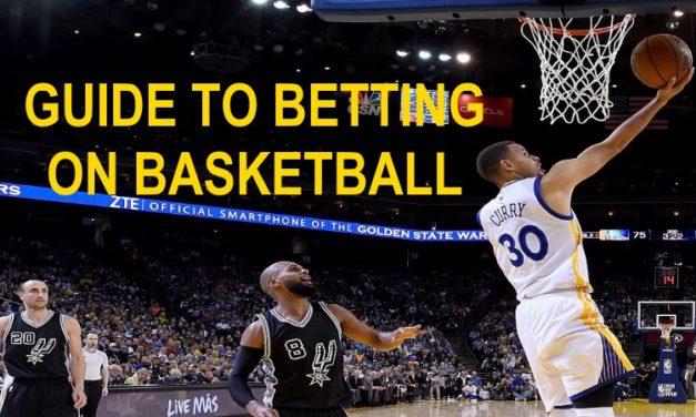 Basketball Tutorial  – Basketball Betting Guide