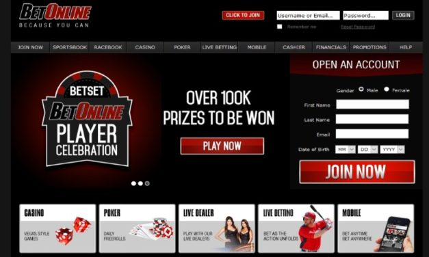 BetOnline.ag Sportsbook Review