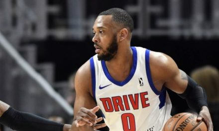 The NBA is getting sued over the death of G League Player