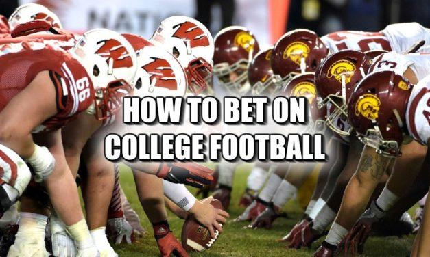 College Football Betting Tutorial