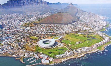 South Africa Gambling Act Passes