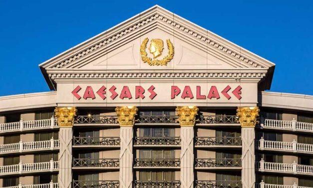 NFL Announces Casino Deal with Caesars