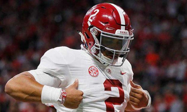 Alabama Quarterback Jalen Hurts to Enter Transfer Portal