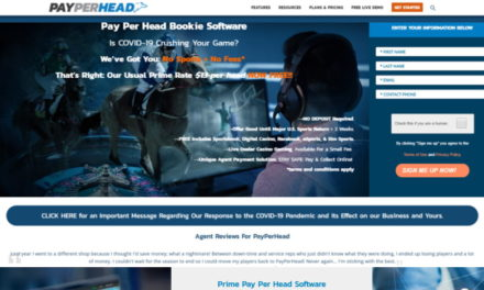 PayPerHead® Climbs to Top