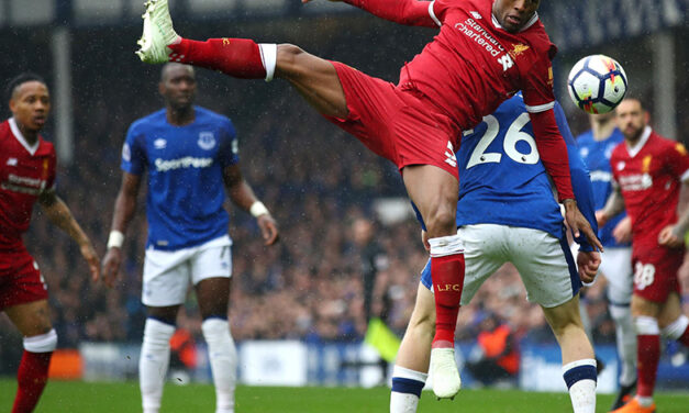 Liverpool Lost to Everton 2-0