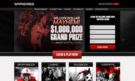 Wagerweb Sportsbook Review