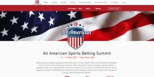 All American Sports Betting Summit